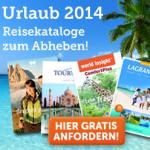 gratis Reisekatalog anfordern