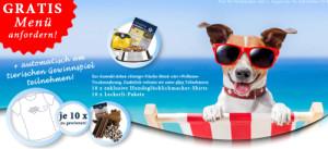 Probierpaket Hundefutter