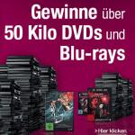 gewinne mit Amazon DVDs