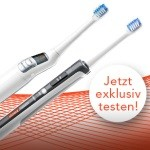 gratis elektronische Zahnbürste testen