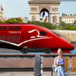Thalys Gewinnspiel um Luxus WE