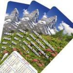 Freundes-Dienst Kalender 2015 und Lesezeichen