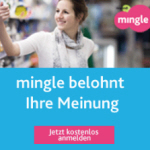 Mingle sucht Tester