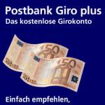 kunden werben kunden bei der Postbank