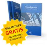 Deutsche Grundgesetz kostenlos bestellen