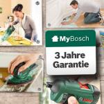 Bosch Produkte testen