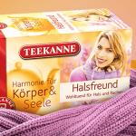 Produkttester für Teekanne