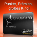 gratis Cinestar Card