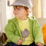 Fleece-Jacke für Kinder