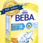 Testaktion BEBA Kindermilch