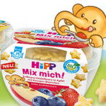 Produkttester für Hipp werden