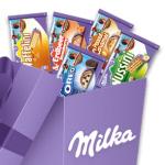 Teste Milka Schokolade