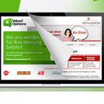 Online-Umfrageportal