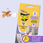 Schutz gegen Motten
