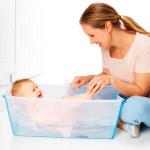Stokke Flexi Bath Babywanne