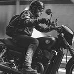 Harley fahren