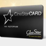 gratis Cinestar karte