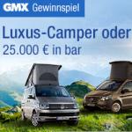 Luxus Camper gewinnen