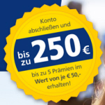 Postbank Neukunden Aktion
