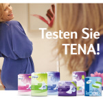 Gratismuster von Tena