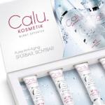 Produktproben von Calu