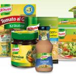 Produkte von Knorr testen