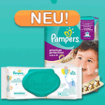 Testaktion Pampers