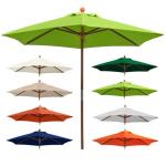 Produkttester für Sonnenschirme