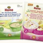 Produktproben Babynahrung