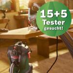 Testprodukte von Bosch