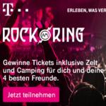 gewinne Rock am Ring Tickets