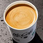 McCafé gratis