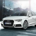 Gewinnspiel um einen Audi A3