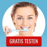 Zahnpasta kostenfrei testen