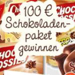 gewinne ein Schokoladen Paket