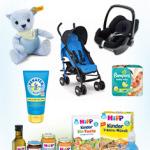 Babypaket gratis