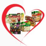 Testpakete von Knorr