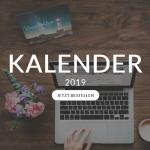 kostenloser Kalender 2019