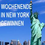 teilnehmen und WE in New York gewinnen