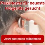 Produkttester für Hörgeräte gesucht