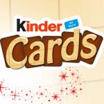 Kinder Cards gratis bestellen
