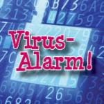 Virusalarm - gratis Broschüre
