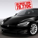 gewinne einen Tesla S