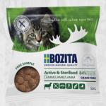 Futterprobe für Katzen