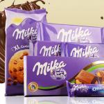 Milka Schokoladen Tester werden