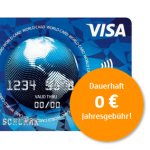 gratis Visa Karte ohne Girokonto