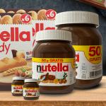 teste Nutella Schokolade