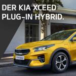 Probefahrt mit einem Hybrid Elektro Fahrzeug