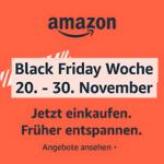 Black Friday von Amazon