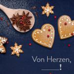 kostenlose Weihnachtskarte